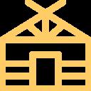 icono cabana