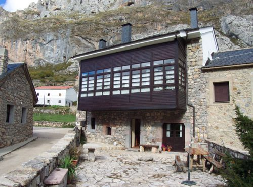 Casa rural en Somiedo
